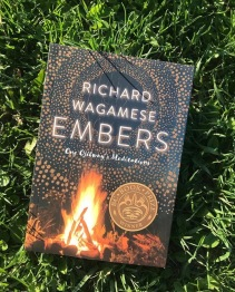 """Guest Author Post (2/2): In his book """"Embers,"""" Richard Wagamese wrote, """"We approach our lives on different trajectories, each of us spinning in our own separate, shining orbits. What gives this life its resonance is when those trajectories cross and we become engaged with each other, for as long or as fleetingly as we do. There's a shared energy then, and it can feel as though the whole universe is in the process of coming together. I live for those times. No one is truly ever 'just passing through'. Every encounter has within it the power of enchantment, if we're willing to look for it."""" To me, reconciliation is the gift of engaging with each other truthfully, letting our trajectories cross and our energy be shared so we can come together and move forward in love and connection."""